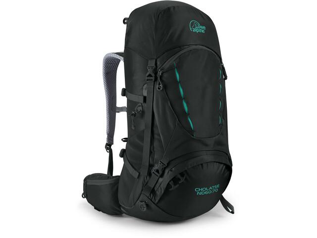 Lowe Alpine W's Cholatse ND60:70 Backpack Black